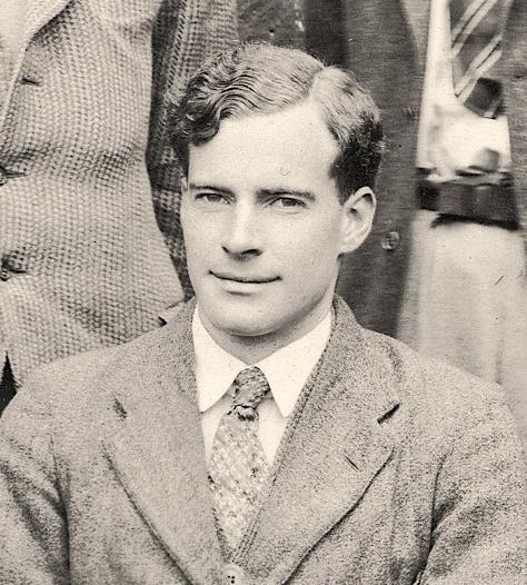 Bill Wood 1933