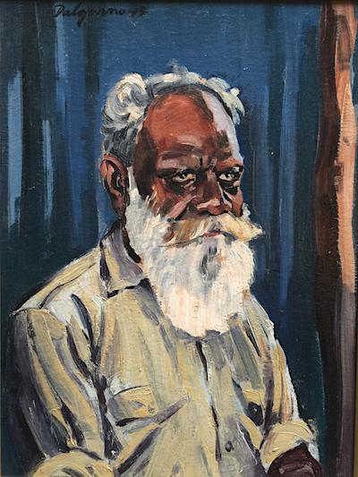 Aboriginal Stockman by Dalgarno 400