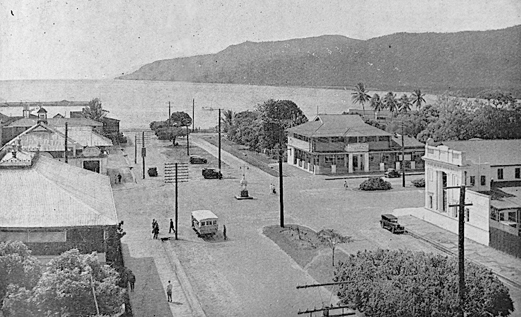 Cairns c. 1939 x 750