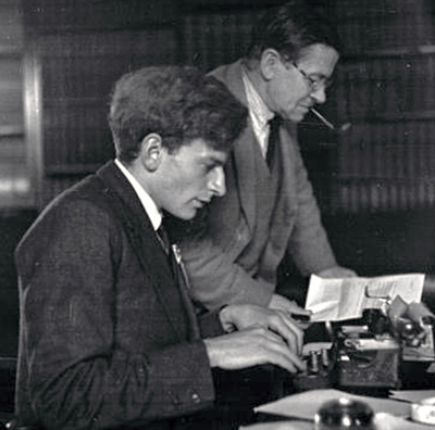 alan balliol typing 1938 (400)