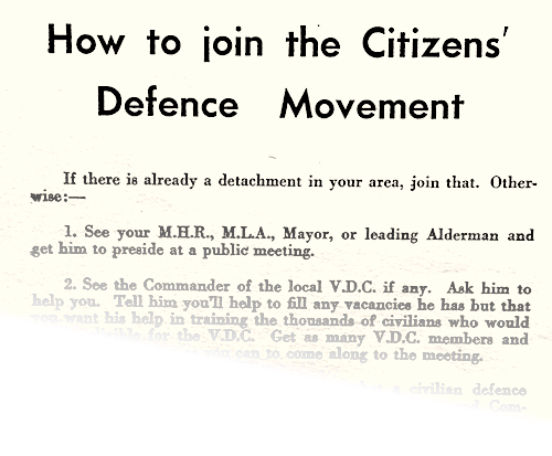 how to join PDA (Def of Moscow)
