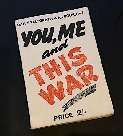 you me war cover 400
