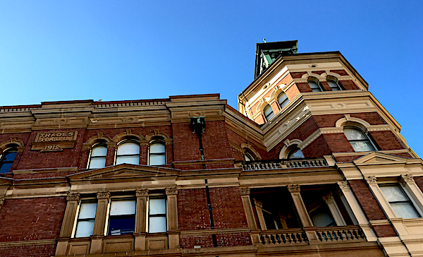 trades hall 1912 CROPPED
