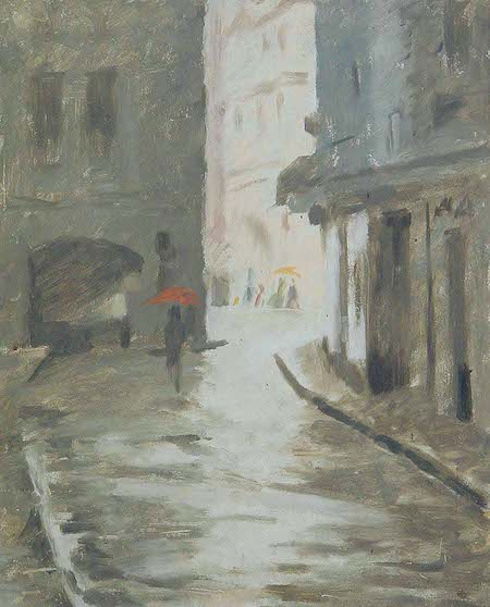 angel place Lesley Moline c. 1950